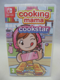 Cooking Mama Cookstar (UXP, Sealed)