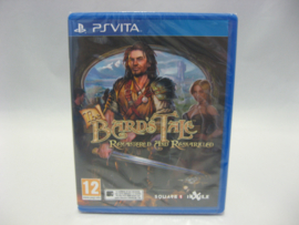The Bard's Tale Remastered and Resnarkled (PSV, NEW)