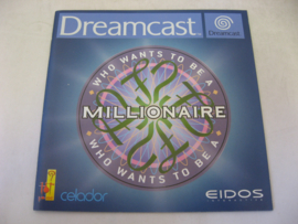 Who Wants to be a Millionaire? *Manual* (DC)