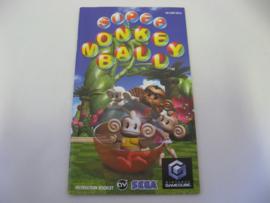 Super Monkey Ball *Manual* (UKV)