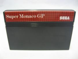 Super Monaco GP (SMS)