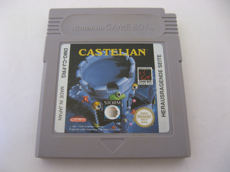 Castelian (FRG)