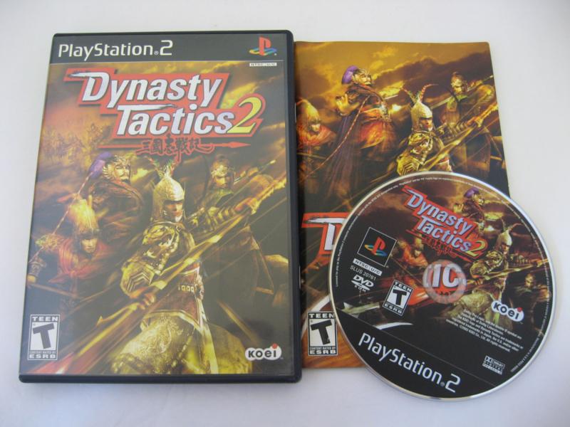 Dynasty Tactics 2 (USA)