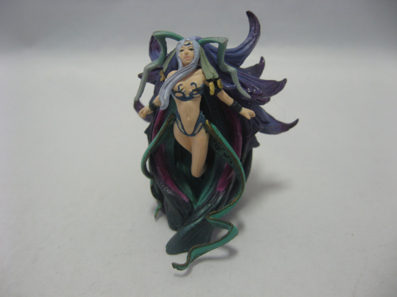 Final Fantasy Creatures Figure - Yunalesca