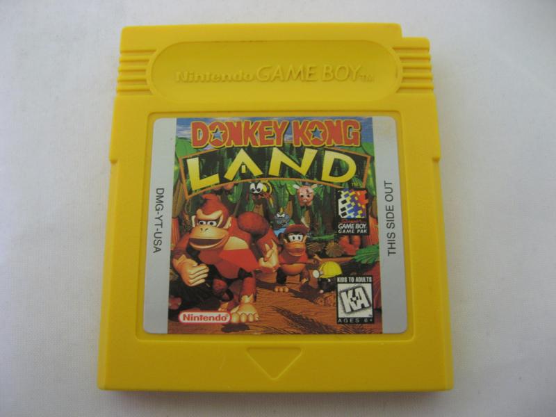 Donkey Kong Land (USA)