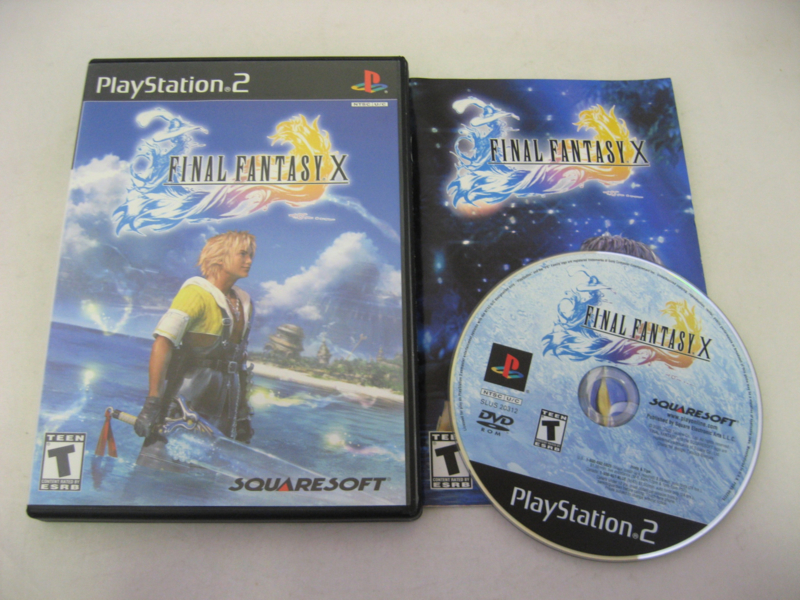 Final Fantasy X (USA)