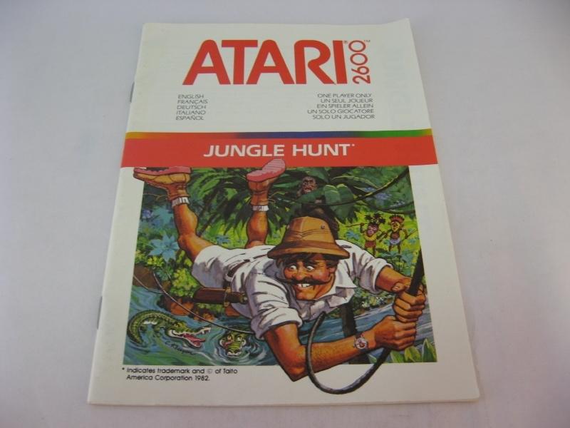 Jungle Hunt - Version 2 *Manual*