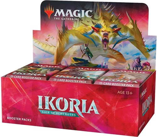 MTG: Ikoria Lair of the Behemoths Booster Pack (1x Booster)