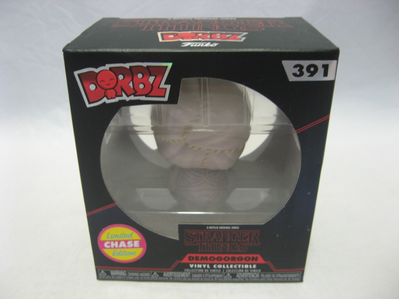 Dorbz - 391 - Stranger Things: Demogorgon - Limited Edition Chase (New)