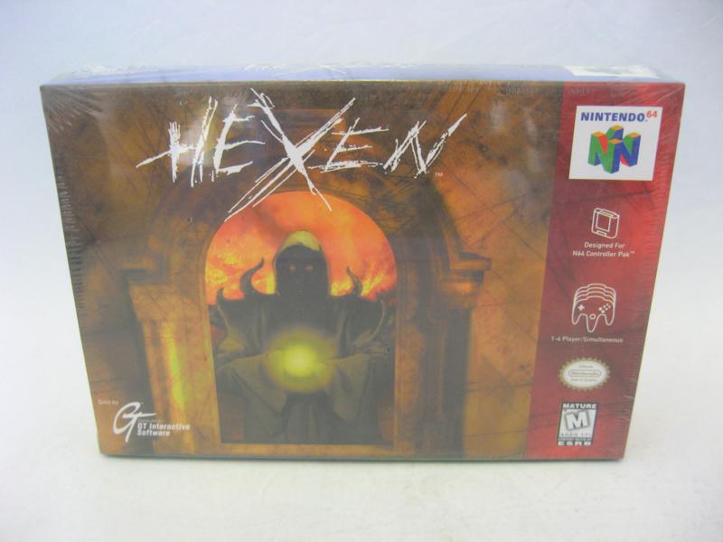 Hexen (USA, Sealed)