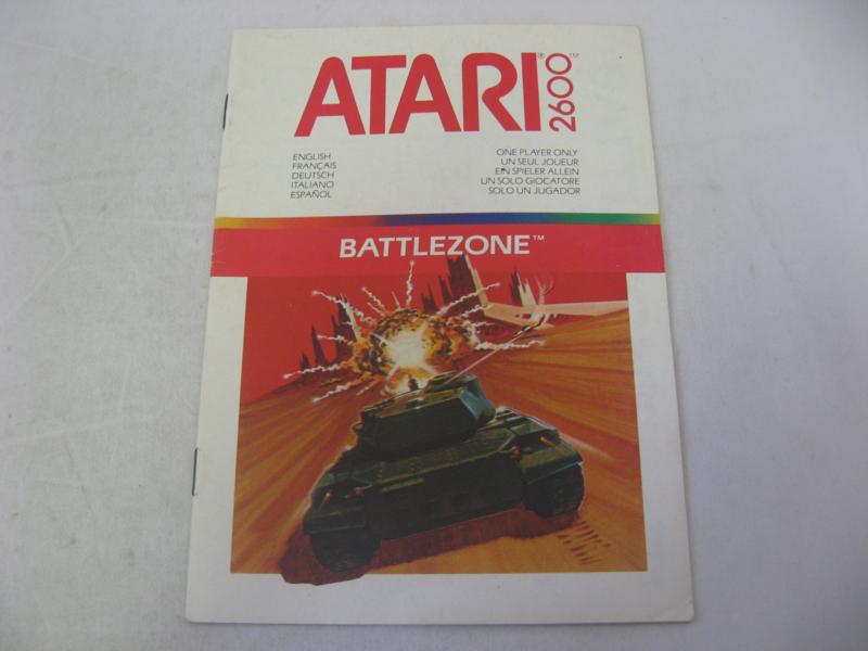 Battlezone *Manual*