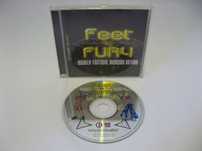 Feet of Fury (Region Free)