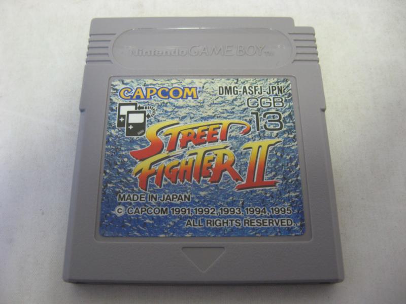 Street Fighter II (JAP)