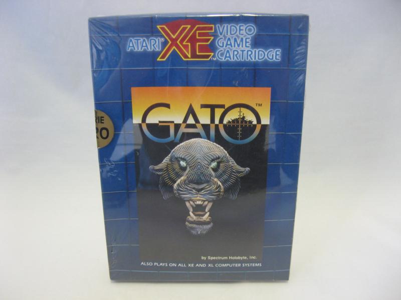 Gato (CIB, NEW)