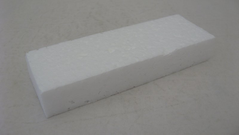 1x Styrofoam Inlay / Insert for Nintendo NES Games