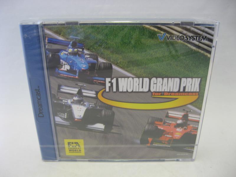 F1 World Grand Prix (PAL, Sealed)