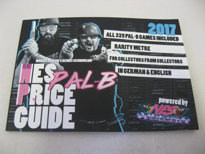 NES Commando NES PAL B Price Guide 2017