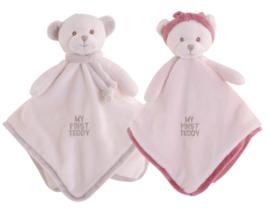 Baby doekje Maxime roze