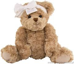 Zachte teddybeer Daniel with girlfriend