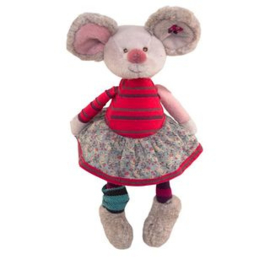 Crazy Mousy with dress