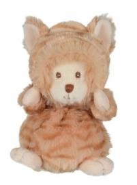 Verkleed knuffelbeertje Ziggy Cats Rood