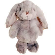 Bouncy Bunny Lichtgrijs