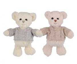 Pluche teddybeertje Baby Oscar