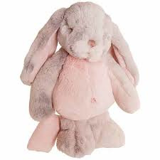 Konijn Sleeping Bunny Pastelroze