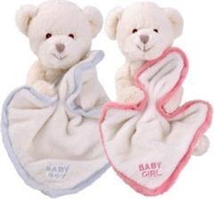 Knuffeldoekje Baby Girl