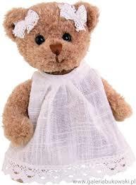 Beertje Sophia met wit jurkje