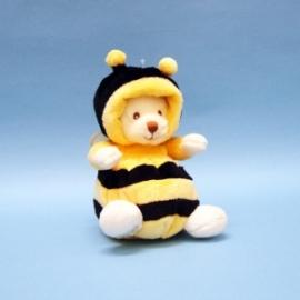Verkleed knuffelbeertje Ziggy Bee