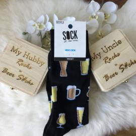 Geschenkbox Beer Socks
