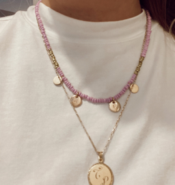 Teddie Puks necklace