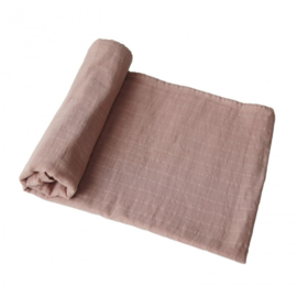 Mushie swaddle naturel