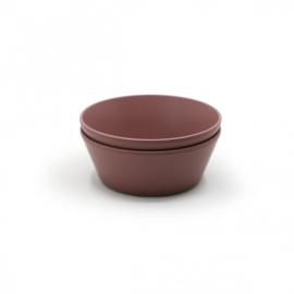 Mushie bowl round woodchuck
