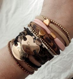 Teddie Puks kralen bracelet