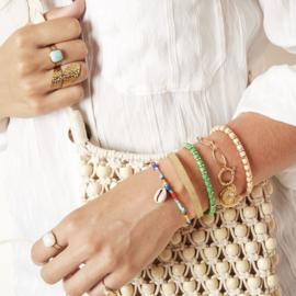 At the beach bracelet