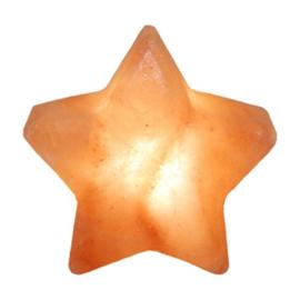 Zoutlamp ster