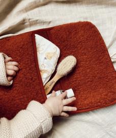 Diaper etui wool