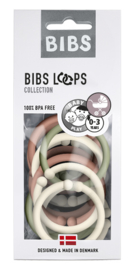 Loops Woodchuck,sage, ivory