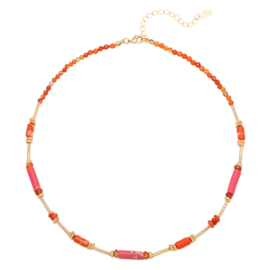 Magical night necklace