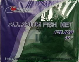 Aquarium vis net 10 cm