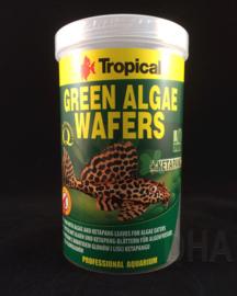 Tropical Green Algae Wafers 450gr-1000ml