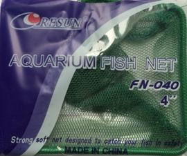 Aquarium vis net 4 cm