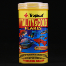 Tropical Vitality & Color flakes 50g/250ml