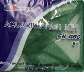 Aquarium vis net 8 cm