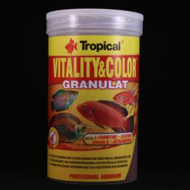 Tropical Vitality & Color Granulat 138g/250ml
