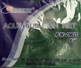 Aquarium vis net 6 cm