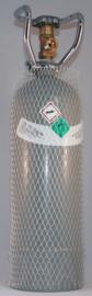 CO.2 drukfles vul gewicht 2000 gram.