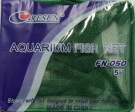 Aquarium vis net 5 cm
